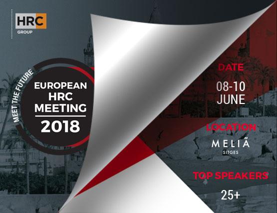 European HRC Meeting