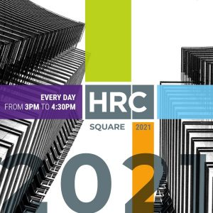 HRC SQUARE 2021 CARD