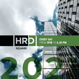 HRD SQUARE 2021 CARD